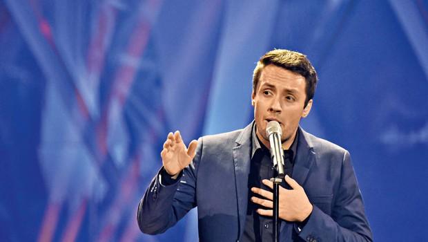 Zmagovalec Popevke Alex Volasko zapušča Slovenijo (foto: Igor Zaplatil)