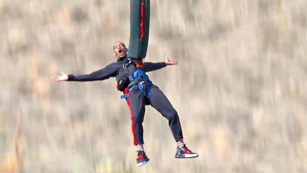 Will Smith je abrahama praznoval s stilom (foto: Profimedia)