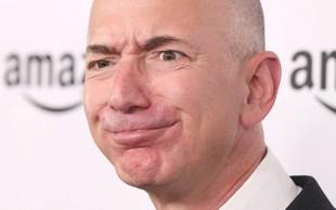 Jeffu Bezosu po ločitvi ostaja večina Amazona