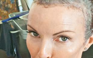 Igralka Marcia Cross je premagala raka!