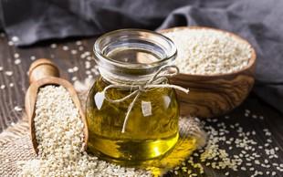 Kapljica olja za sofisticiran okus