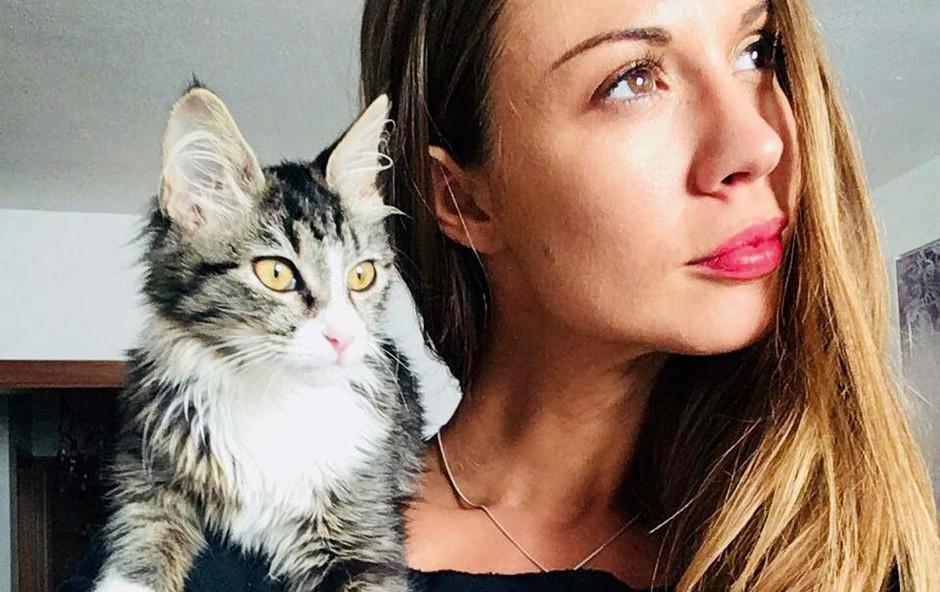Tara Zupančič zanikala govorice o nosečnosti (foto: osebni arhiv)