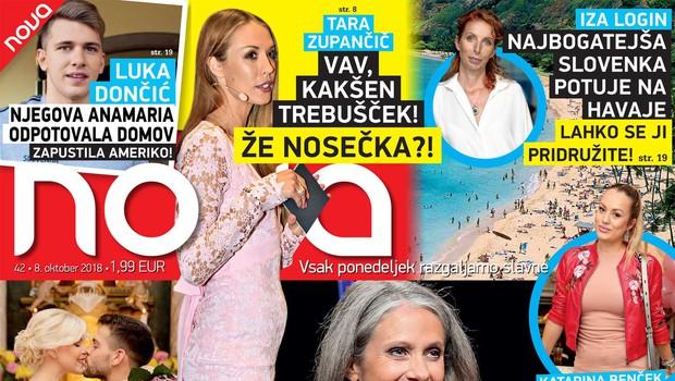 Nataša Tič Ralijan: Izpovedala se je, spregovorila je tudi o pokojnem Gašperju Tiču (foto: Nova)