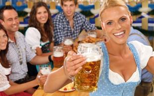 Pivoljubci so na Oktoberfestu spili kar 7,5 milijona vrčkov piva