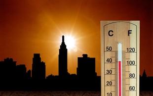 Podnebno poročilo na 400 straneh o nuji omejitve globalnega segrevanja in z veliko svarili