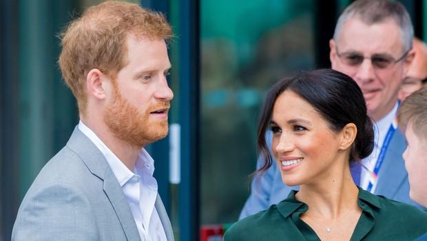 Prijateljica princese Diane povedala, da se bosta princ Harry in Meghan Markle čez tri leta ločila (foto: Profimedia)