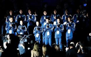 Dečki, rešeni julija iz jame na Tajskem, odigrali tekmo na mladinskih olimpijskih igrah