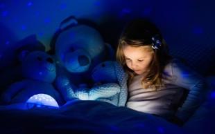 Pravljica za lahko noč je najlepše darilo