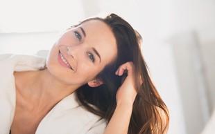 Za lepe in sijoče lase - recept za zaščito pred mrazom