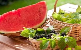 27 vrst sadja, največjih porabnikov telesne maščobe