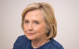 Hillary Clinton zahteva preiskavo Donalda Trumpa zaradi spolnih napadov
