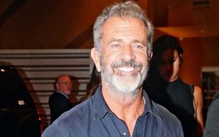 Mel Gibson v samo osmih tednih shujšal za 14 kilogramov