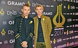 Brata dvojča (Marcus & Martinus) sta velika pop senzacija iz Norveške