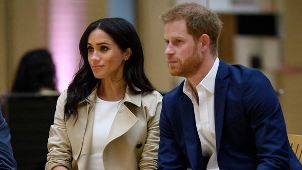 Princ Harry prvič javno spregovoril o nosečnosti Meghan Markle, njegov glas se je ves čas tresel (foto: Profimedia)