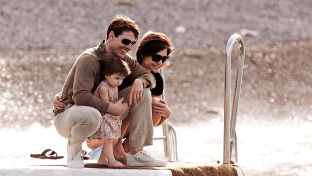 Tom Cruise noče videvati hčerke, ker ni za scientologijo (foto: Profimedia)