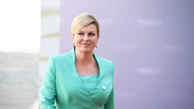Tudi drugi znani in slavni sledijo dieti hrvaške predsednice Kolinde Grabar Kitarović (foto: Profimedia)
