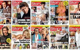 Znani Slovenci čestitajo reviji Story ob njenem okroglem jubileju #10 let