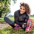 Metka Albreht je zaprisežena tekačica, ki je enega največjih maratonov pretekla noseča