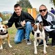 Dobrodelna raperja Trkaj in Nipke sta ljubitelja kosmatincev: Žival ni igrača!