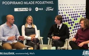 Mark Kališnik in Tina Berlec o Mul'cu z Matijo Goljarjem in gosti na Roadshow Live