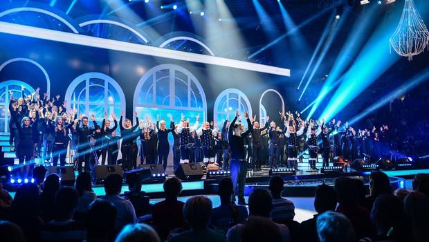 Noč Modrijanov 2018: Scenarij je dolg skoraj 5 metrov! (foto: Modrijani Press)