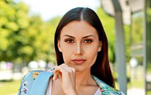 Anja Jenko ne verjame v zakon, a zaročnega prstana se ne bi branila!