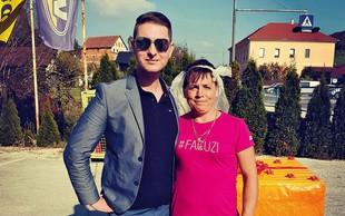 Vesna Šošteršič in Damjan Murko sta združila moči