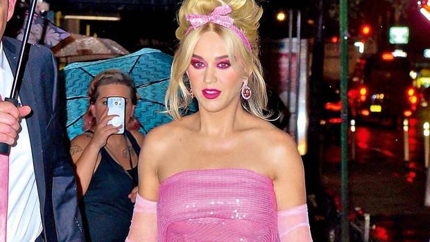 Katy Perry bo naredila premor v karieri (foto: Profimedia)