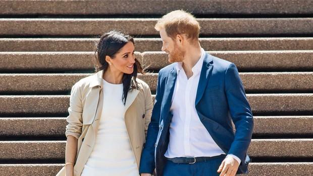 Zaljubljenca Meghan in princ Harry dobila prva darila za dojenčka (foto: Profimedia)