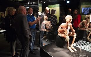 V Ljubljani odprli svetovno razstavo Body Worlds Vital