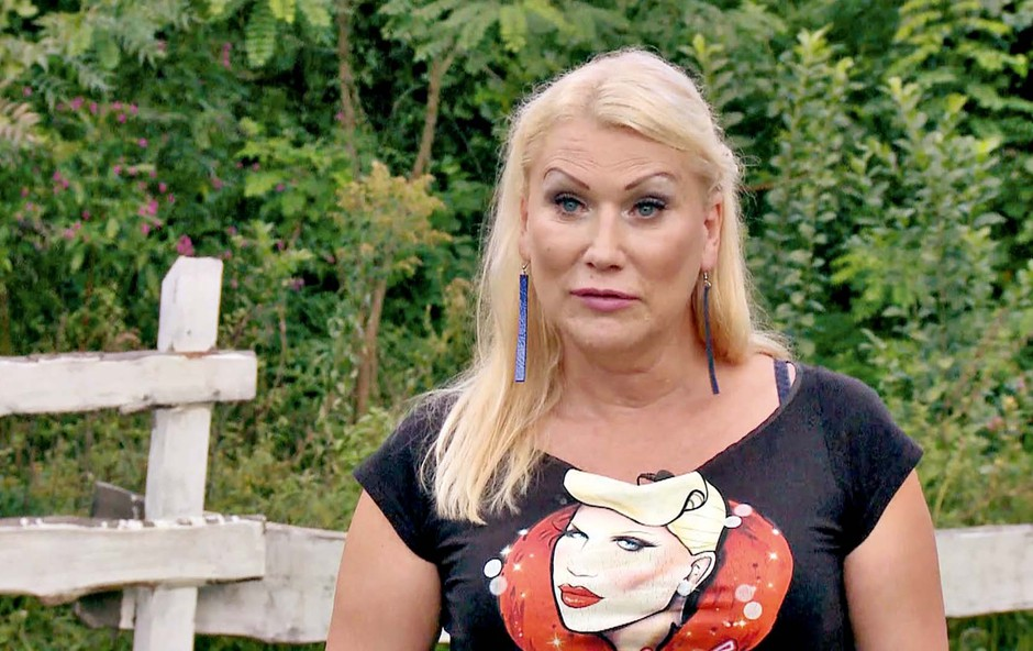 Salome je bila na Kmetiji! (foto: POP TV)