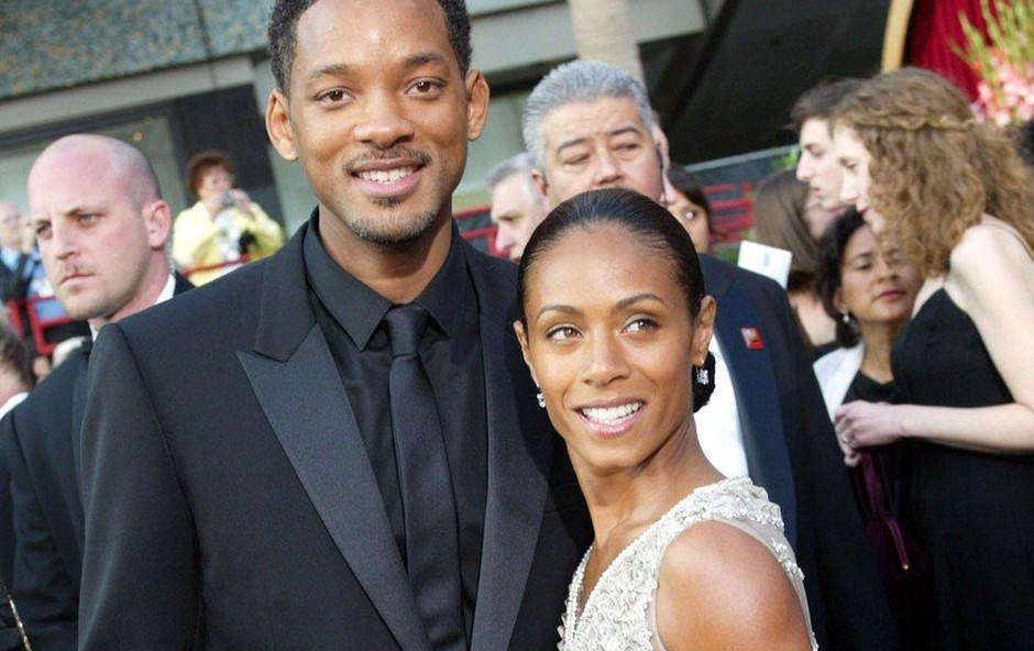 Will Smith in Jada Pinkett Smith o govoricah, da sta bila svingerja (foto: Profimedia)