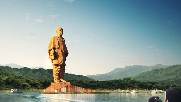 Indija: Odkrili najvišji spomenik na svetu (foto: Profimedia)