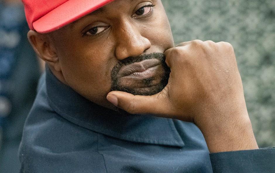 Kanye West se ne bo več politično udejstvoval, ker se počuti 'izkoriščenega' (foto: profimedia)