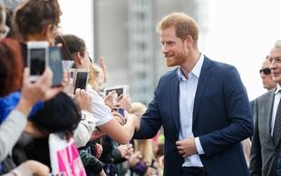 Princ Harry razkril, kaj mu pomaga v boju s težavami