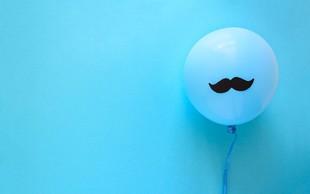 Movebmer: Puščanje brkov za ozaveščanje o boleznih moških
