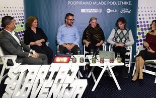 Valentina in Uroš Kavčič o Marmeli z Matijo Goljarjem in gosti na Roadshow Live