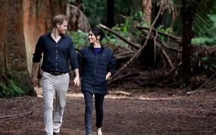 Kljub milijonom si Meghan Markle obleke izposoja pri princu Harryju