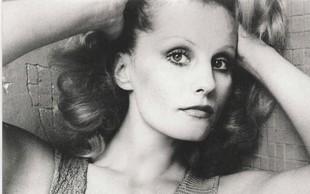 Poslovila se je znana slovenska manekenka Anka Senčar