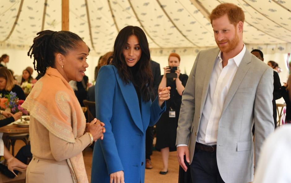 Kraljica Elizabeta je Meghan Markle dovolila to, kar Kate Middleton nikoli ni bilo dovoljeno (foto: Profimedia)
