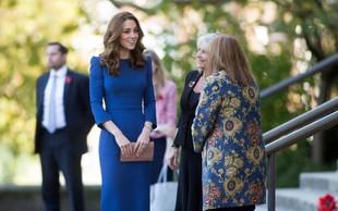 Kate Middleton nikoli ni bila tako zelo vitka, želi si biti vitkejša kot Meghan Markle