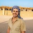 V Egiptu so Klemena Mramorja dodobra prestrašili