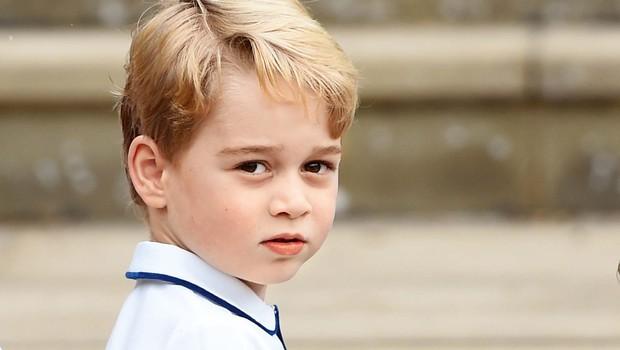 Princ George je po babici podedoval ljubezen do plesa (foto: Profimedia)