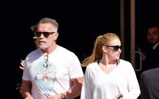 Arnold Schwarzenegger je v Ameriko odšel z 20 dolarji v žepu