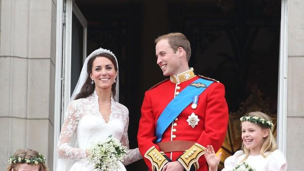 Preverite, kaj je princ William ob zaroki obljubil Kate Middleton (foto: Profimedia)