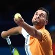 Jezljivemu teniškemu igralcu Nicku Kyrgiosu pomaga psiholog