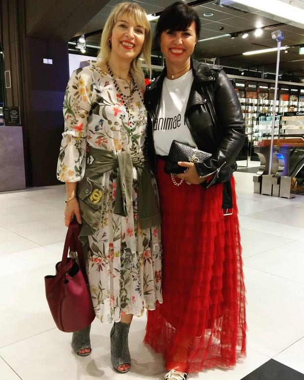 Kaj so blogerke izbrale v CCC Shoes & Bags prodajalni (foto: Story Party Press)