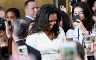 Michelle Obama razkrila svoje težave s plodnostjo in splav