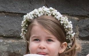 Princesa Charlotte nikoli ne bo mogla ustvariti kariere, o kateri morda sanja