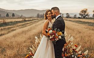 Poroka Teje Perjet in Janija Jugovica bo na prav poseben dan!